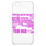 Girls 13th Birthdays : Pink Greatest 13 Year Old Cover For iPhone 5C