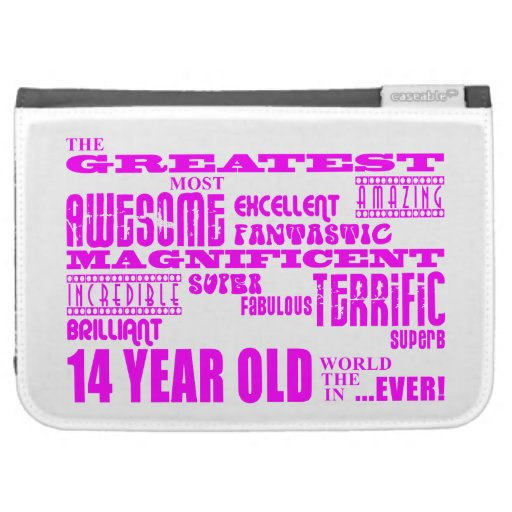 Girls 14th Birthdays : Pink Greatest 14 Year Old Cases For The Kindle