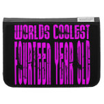Girls 14th Birthdays Pink Worlds Coolest Fourteen Kindle 3G Covers