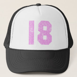 Girls 18th Birthday Gifts Trucker Hat