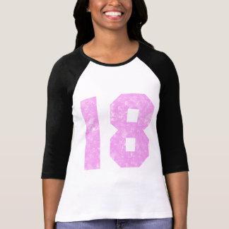 Girls 18th Birthday Gifts T-shirt
