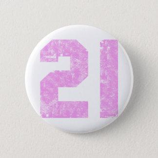 Girls 21st Birthday Gifts Button