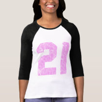 Girls 21st Birthday Gifts T-Shirt