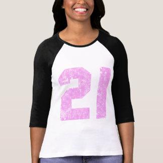 Girls 21st Birthday Gifts T-Shirt