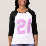 Girls 21st Birthday Gifts Tee Shirts
