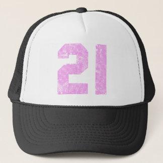Girls 21st Birthday Gifts Trucker Hat