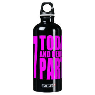 Girls 27th Birthdays : 27 Today and Ready to Party SIGG Traveler 0.6L Water Bottle