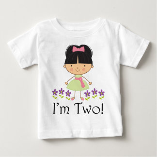 Girls 2nd Birthday Infant T-shirt