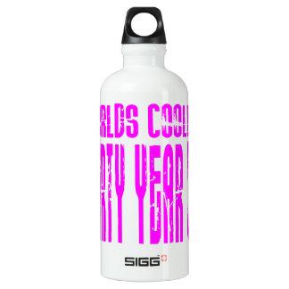 Girls 30th Birthdays Pink Worlds Coolest Thirty SIGG Traveler 0.6L Water Bottle