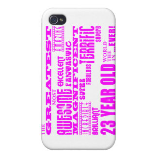 Girls 32nd Birthdays Pink Greatest Thirty Two iPhone 4 Cases