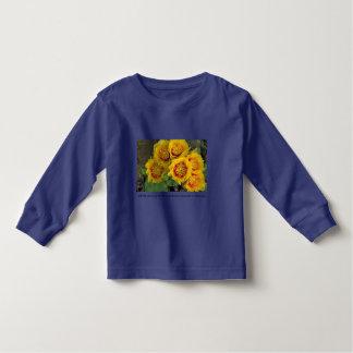 Girl's 3/4 T Tee Shirt