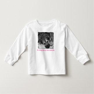 Girls Adorable Long Sleeve Toddler T-Shirt