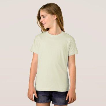 Beach Themed Girls' American Apparel Organic Sweatshirt