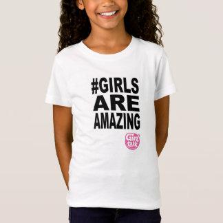 Girls Are Amazing T-shirt