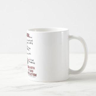 Girls are smarter than boys! coffee mug