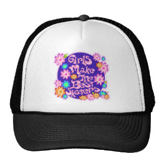 Girls are the Best Skaters! Hats