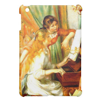 Girls at the Piano iPad Case