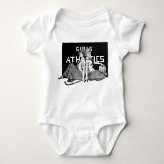 Girls' Athletics - 1913 Baby Bodysuit