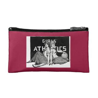 Girls' Athletics - 1913 vintage design Makeup Bag