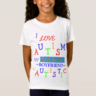 Girl's Autism Love! ~ Youth T-Shirt