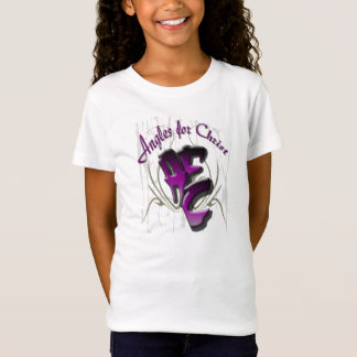 Girls, baby doll (fitted) t-shirt
