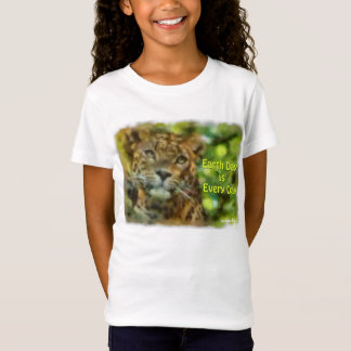Girls Baby Doll (Fitted) T-Shirt