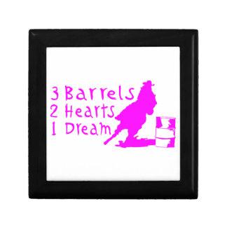 GIRLS BARREL RACING BOX