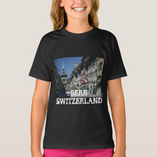 Girls' Basic Hanes Tagless ComfortSoft® T-Shirt