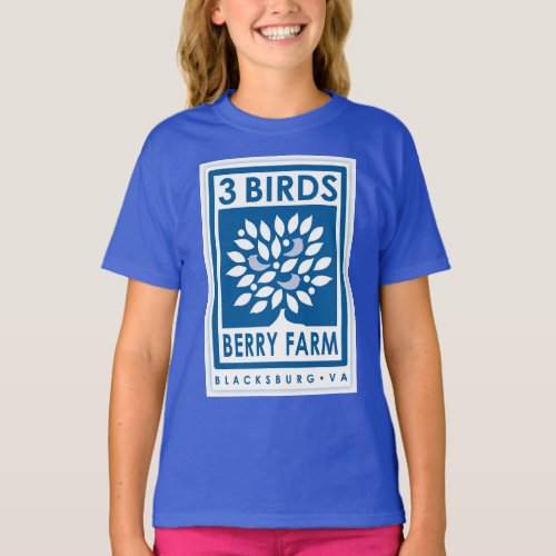 Girls Basic T_Shirt