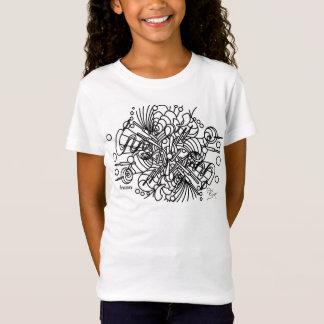 Girls Basic T-Shirt with Emergence EPD