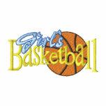 Girl's Basketball Jacket