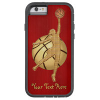 Girls Basketball Phone Cases PERSONALIZED