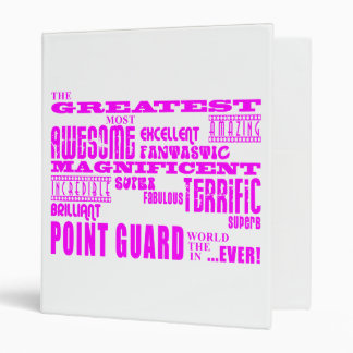 Girls Basketball Point Guards Greatest Point Guard 3 Ring Binders