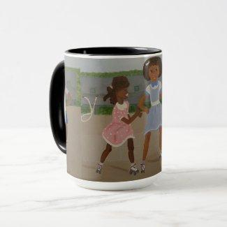 Girls Being Girls Mug