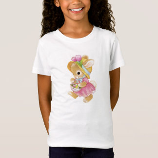 Girls' Bella Fitted Babydoll T-Shirt