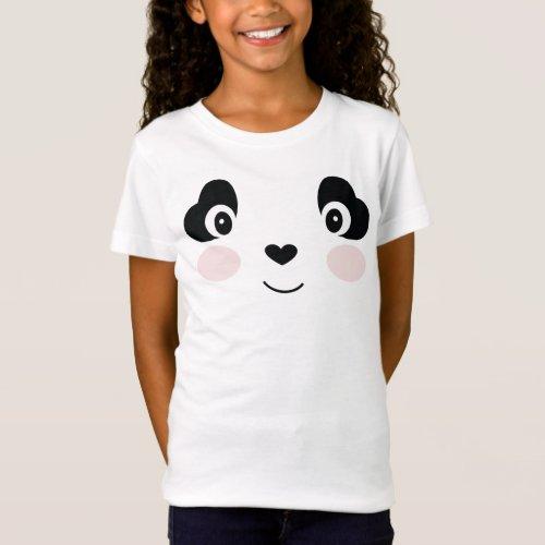 Girls Bella Fitted Babydoll T_Shirt