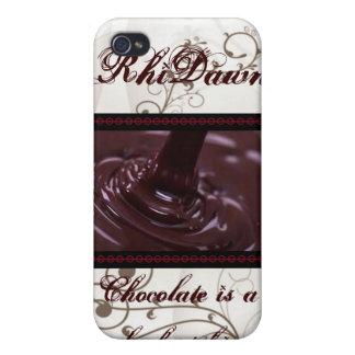Girl's Best Friend Chocolate IPhone 4/4S  Case