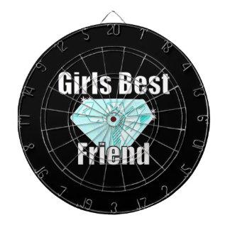 girls best friend dartboard
