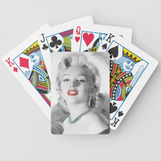 Girl's Best Friend I Bicycle Playing Cards