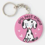 girls best friend key chains