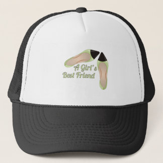 Girls Best Friend Trucker Hat