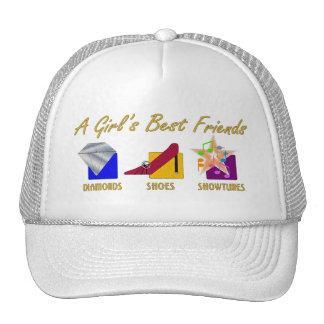Girl's Best Friends Hat