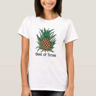 Girls Best of Times Tee