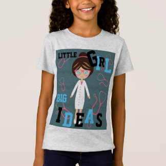 GIRLS BIG IDEAS Doctor Add NAME Back Tshirt