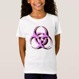 Girl's Biohazard Shirt - Vortex