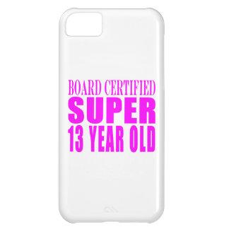 Girls Birthdays B. Cert. Super Thirteen Year Old iPhone 5C Covers