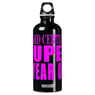 Girls Birthdays B. Certified Super Eight Year Old SIGG Traveler 0.6L Water Bottle