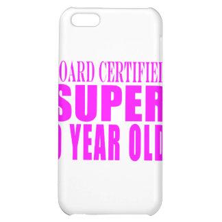 Girls Birthdays B. Certified Super Nine Year Old iPhone 5C Cover