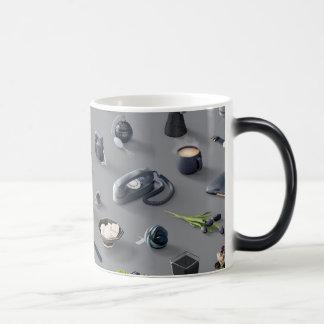 Girl's Black Dream Magic Mug