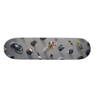 Girl's Black Dream Skateboard Deck
